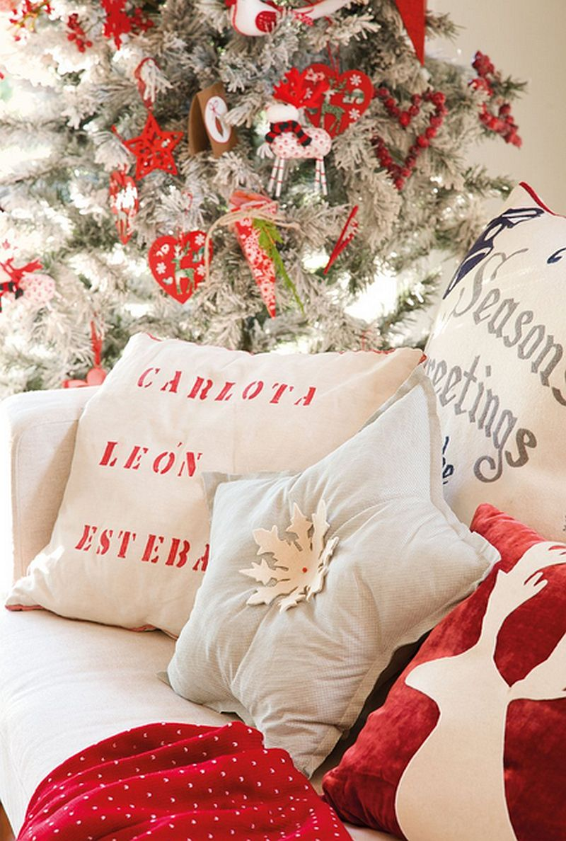 Christmas decoration in Cantabria house, architect Luis Alberto Alonso, Photo ElMueble (23)