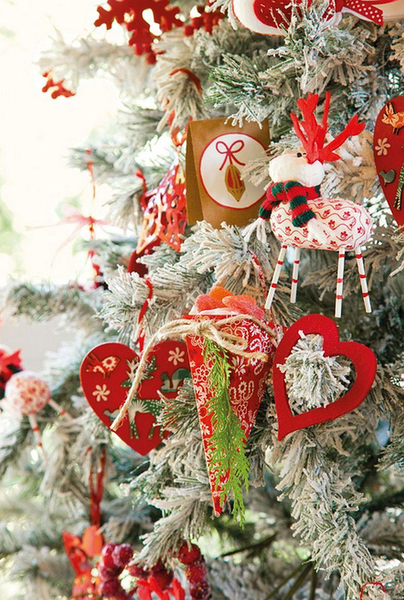 Christmas decoration in Cantabria house, architect Luis Alberto Alonso, Photo ElMueble (24)