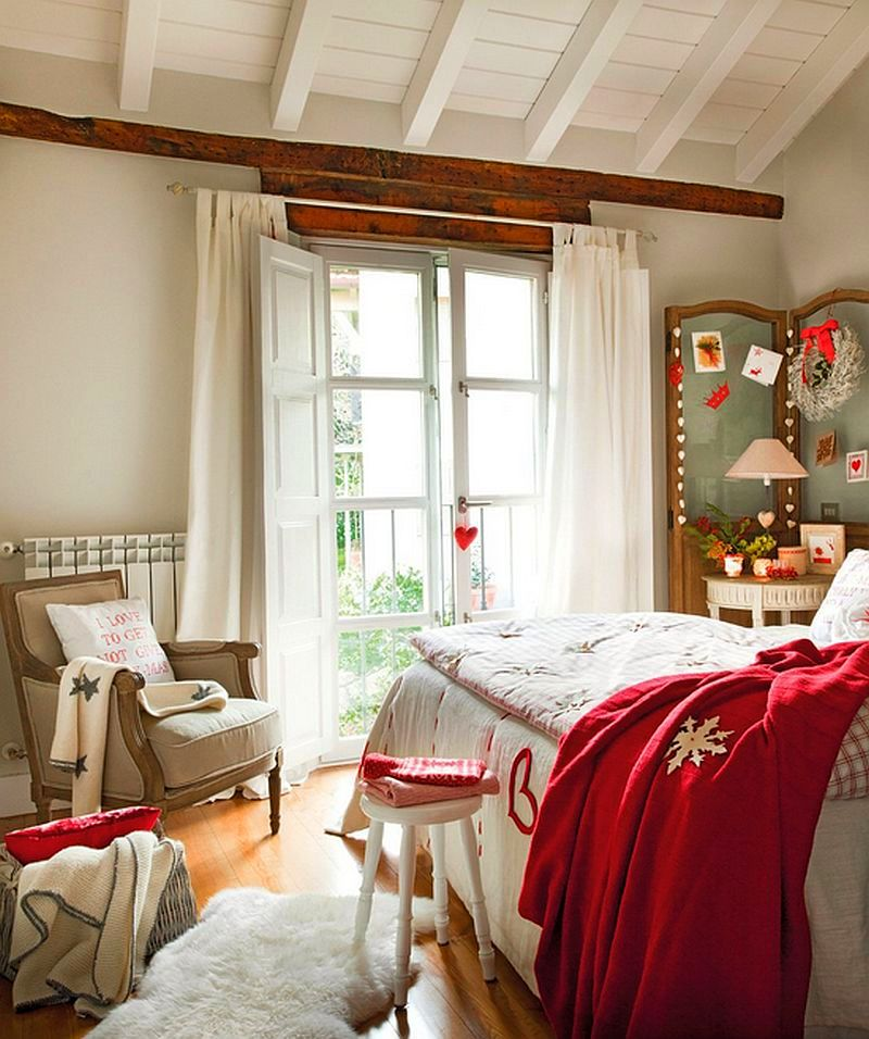 Christmas decoration in Cantabria house, architect Luis Alberto Alonso, Photo ElMueble (26)