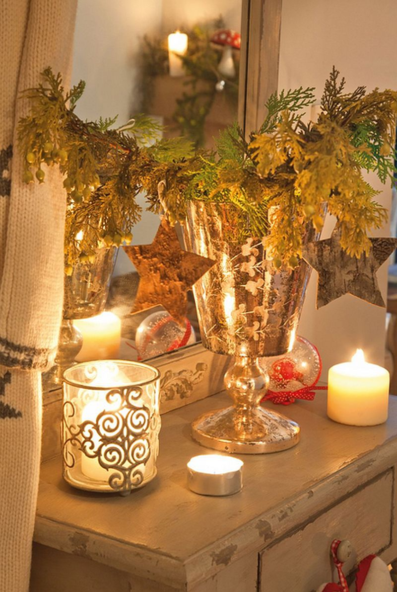 Christmas decoration in Cantabria house, architect Luis Alberto Alonso, Photo ElMueble (30)
