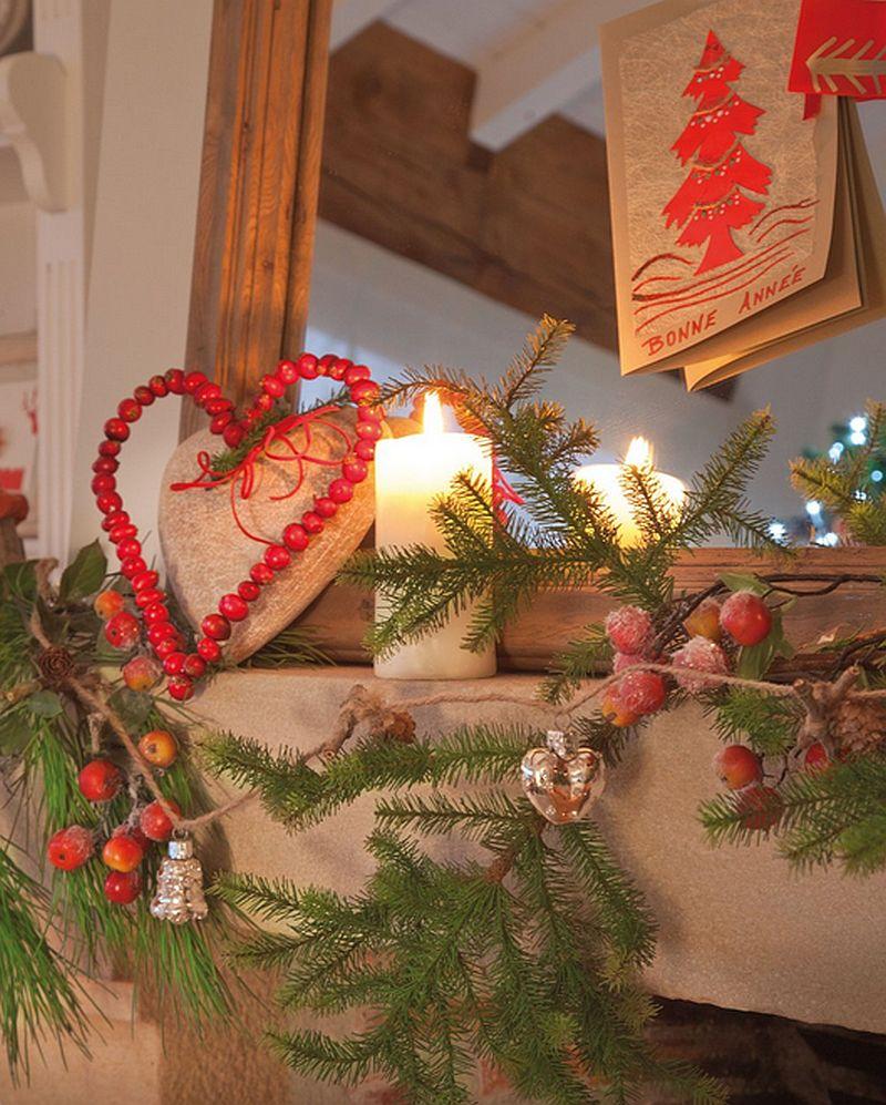 Christmas decoration in Cantabria house, architect Luis Alberto Alonso, Photo ElMueble (31)
