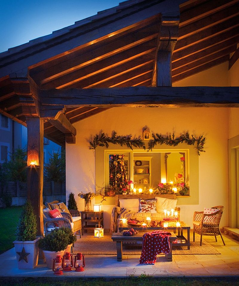 Christmas decoration in Cantabria house, architect Luis Alberto Alonso, Photo ElMueble (32)