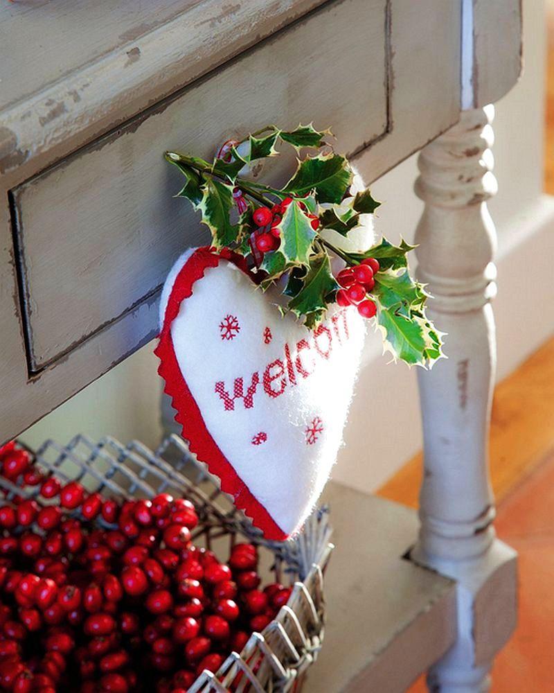 Christmas decoration in Cantabria house, architect Luis Alberto Alonso, Photo ElMueble (5)