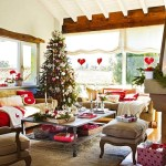 Christmas decoration in Cantabria house, architect Luis Alberto Alonso, Photo ElMueble (8)