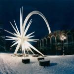Steaua din Verona sculptor si designer Rinaldo Olivieri Foto Emilia Peatini