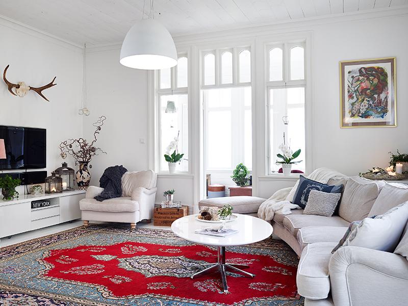 adelaparvu.com about Art Nouveau wood house Sweden Foto Stadshem (15)