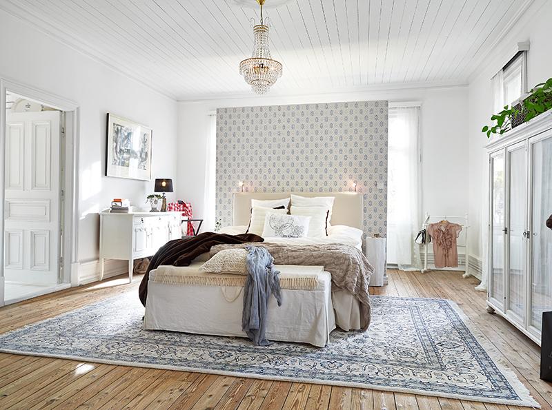 adelaparvu.com about Art Nouveau wood house Sweden Foto Stadshem (16)