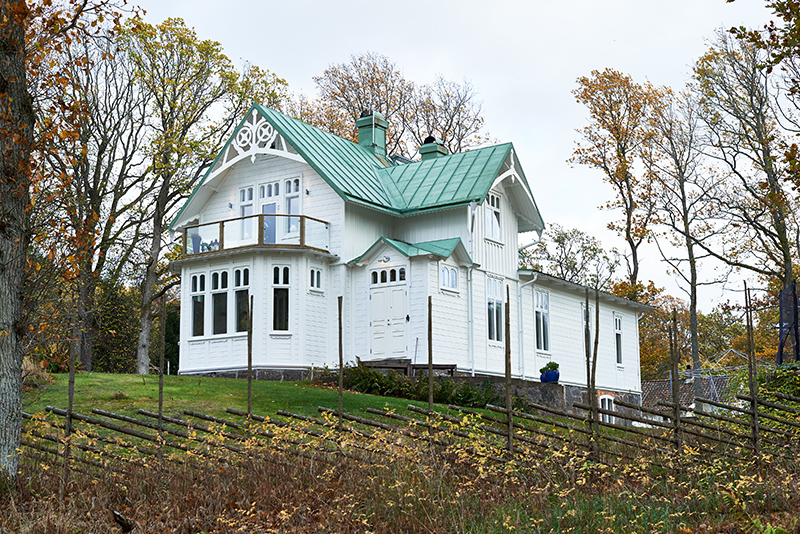 adelaparvu.com about Art Nouveau wood house Sweden Foto Stadshem (20)