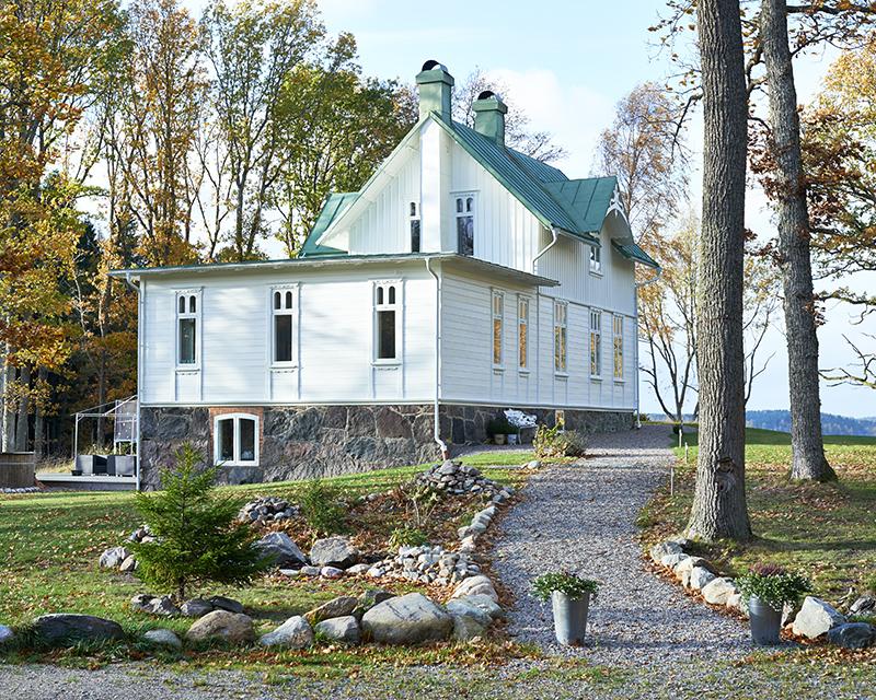 adelaparvu.com about Art Nouveau wood house Sweden Foto Stadshem (22)