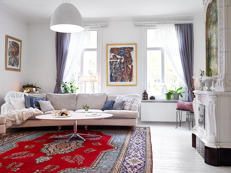 adelaparvu.com about Art Nouveau wood house Sweden Foto Stadshem (23)
