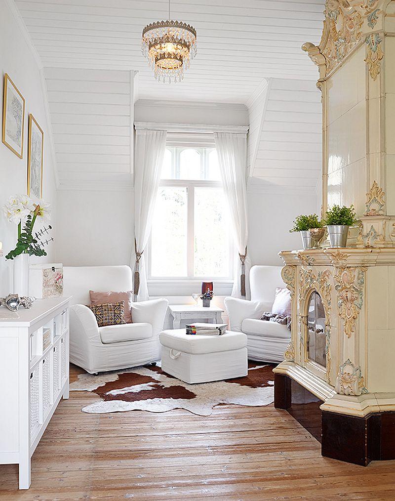 adelaparvu.com about Art Nouveau wood house Sweden Foto Stadshem (26)