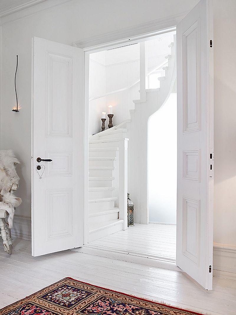 adelaparvu.com about Art Nouveau wood house Sweden Foto Stadshem (27)