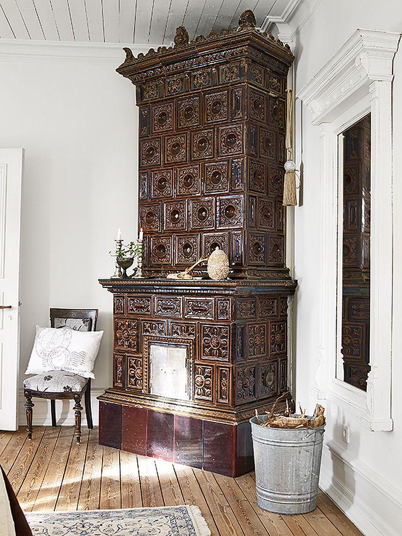 adelaparvu.com about Art Nouveau wood house Sweden Foto Stadshem (28)