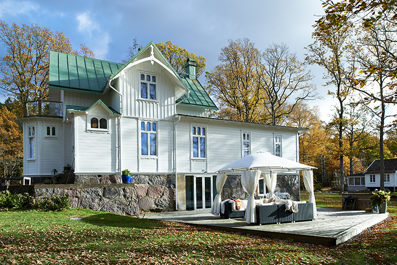adelaparvu.com about Art Nouveau wood house Sweden Foto Stadshem (32)