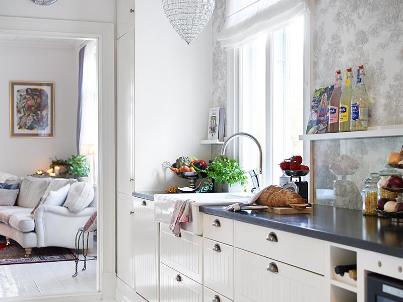 adelaparvu.com about Art Nouveau wood house Sweden Foto Stadshem (35)