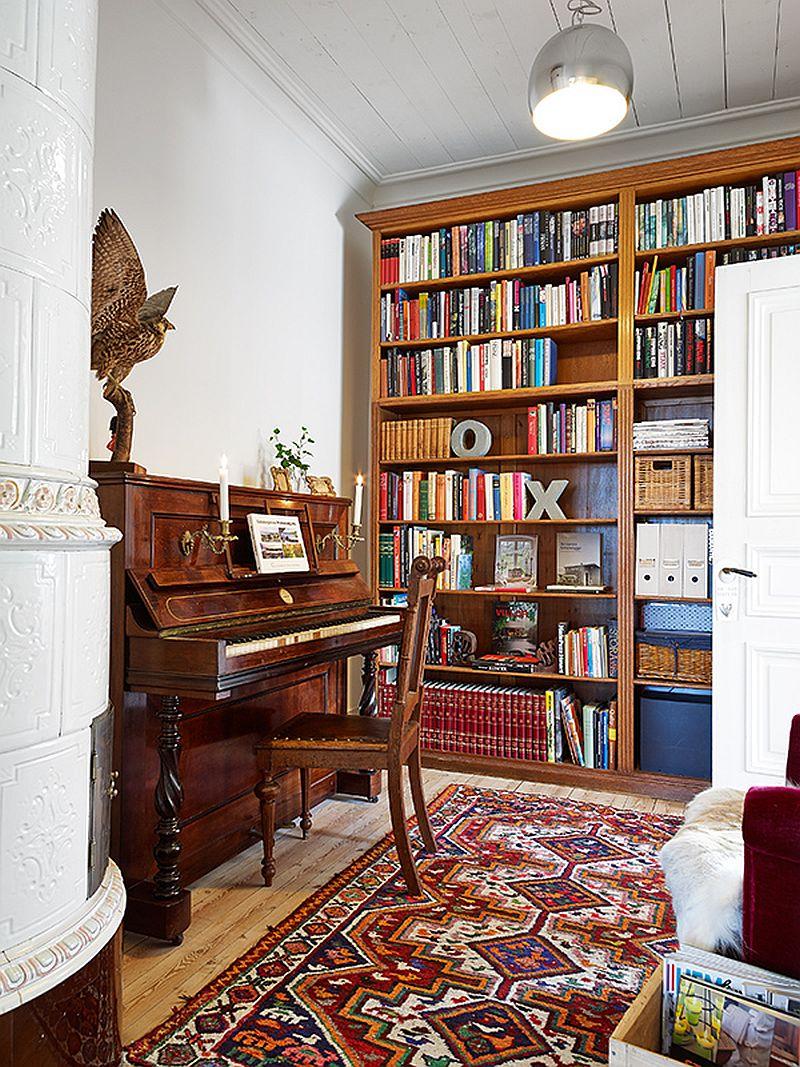 adelaparvu.com about Art Nouveau wood house Sweden Foto Stadshem (6)
