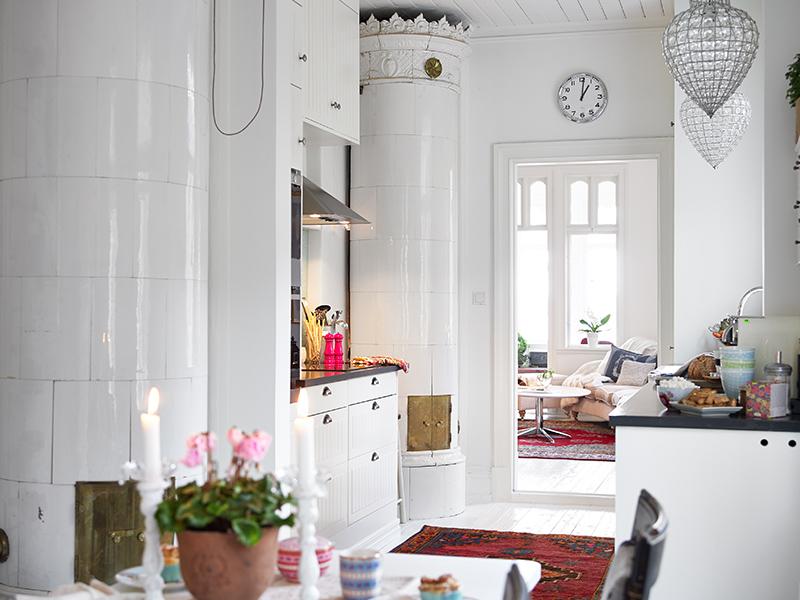 adelaparvu.com about Art Nouveau wood house Sweden Foto Stadshem (7)