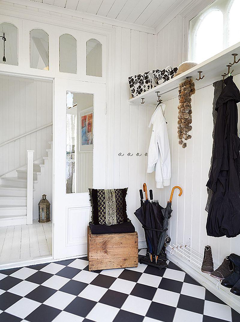 adelaparvu.com about Art Nouveau wood house Sweden Foto Stadshem (9)
