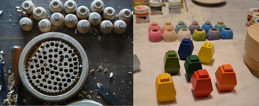 Prototipurile jucariilor Minitremu