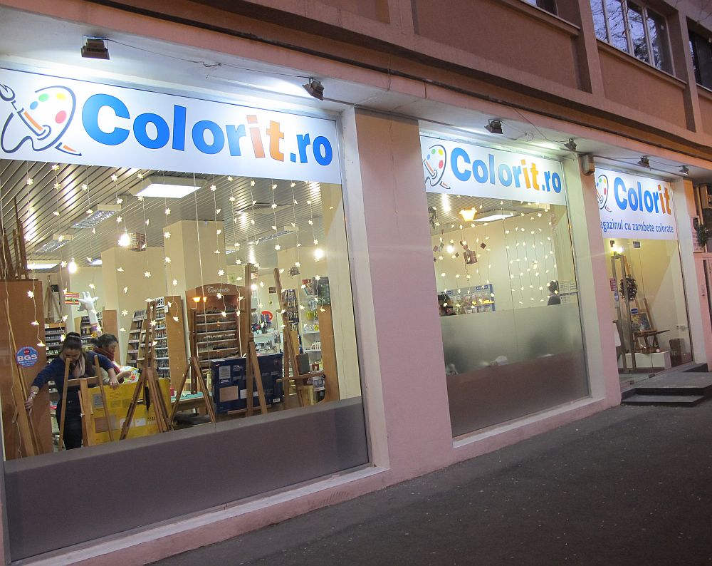 adelaparvu.com about Colorit new art&crafts shop in Bucharest (1)