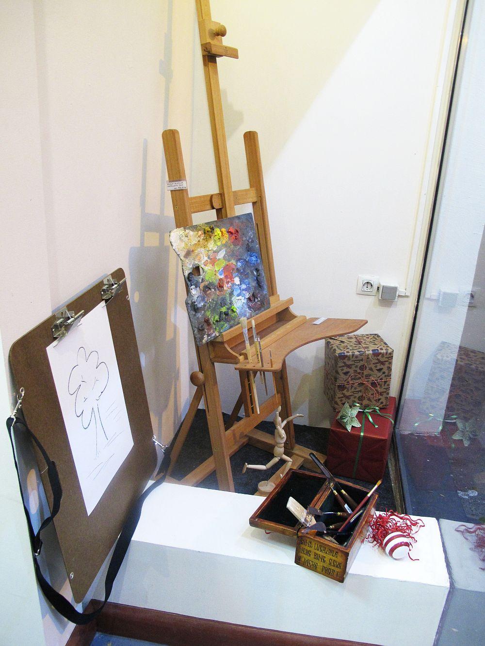adelaparvu.com about Colorit new art&crafts shop in Bucharest (2)