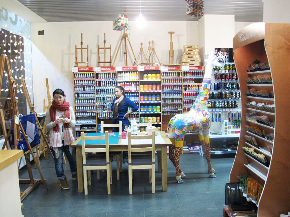 adelaparvu.com about Colorit new art&crafts shop in Bucharest (33)