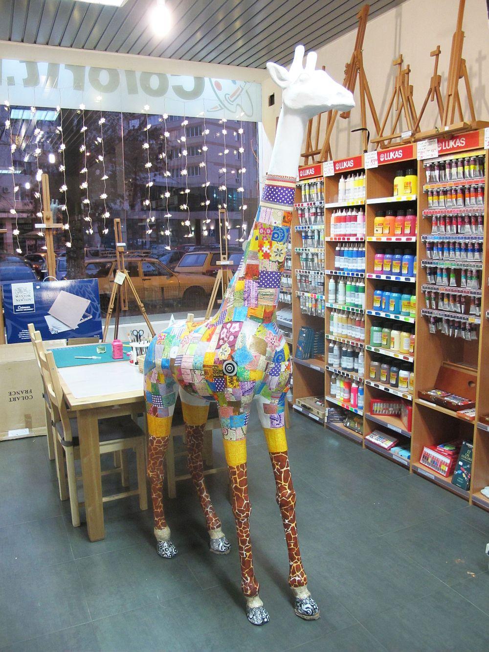 adelaparvu.com about Colorit new art&crafts shop in Bucharest (4)