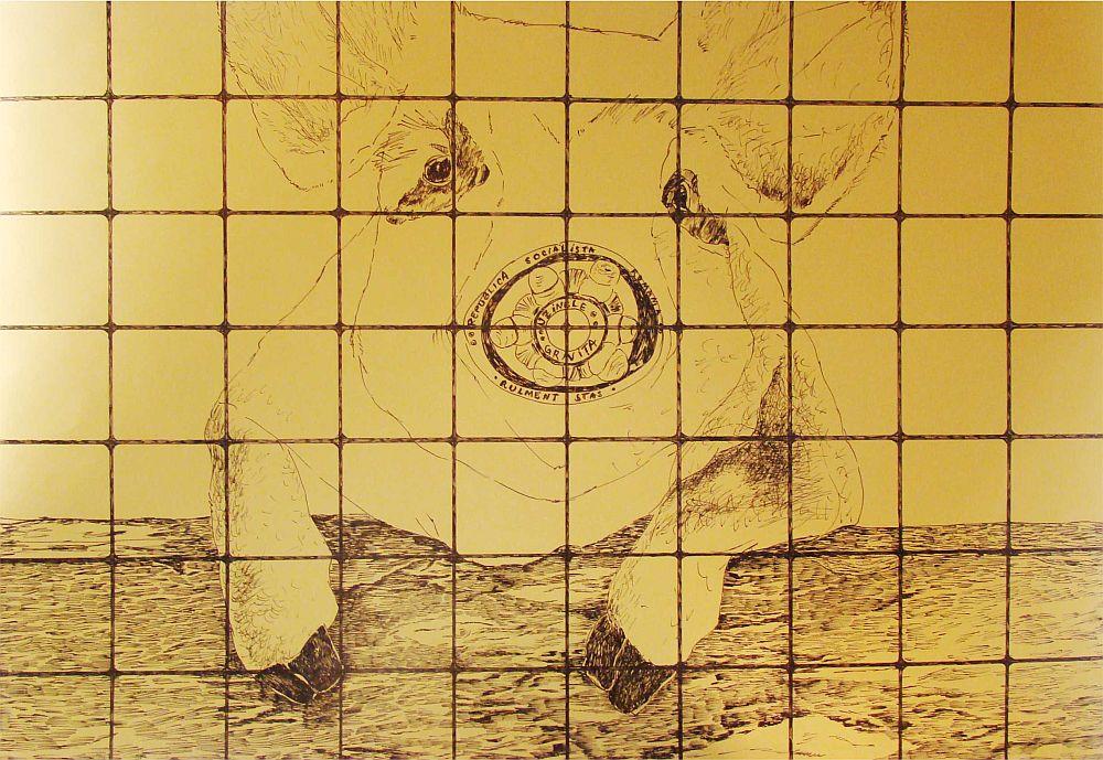 Uzinele Grivita, 100 x 70 cm