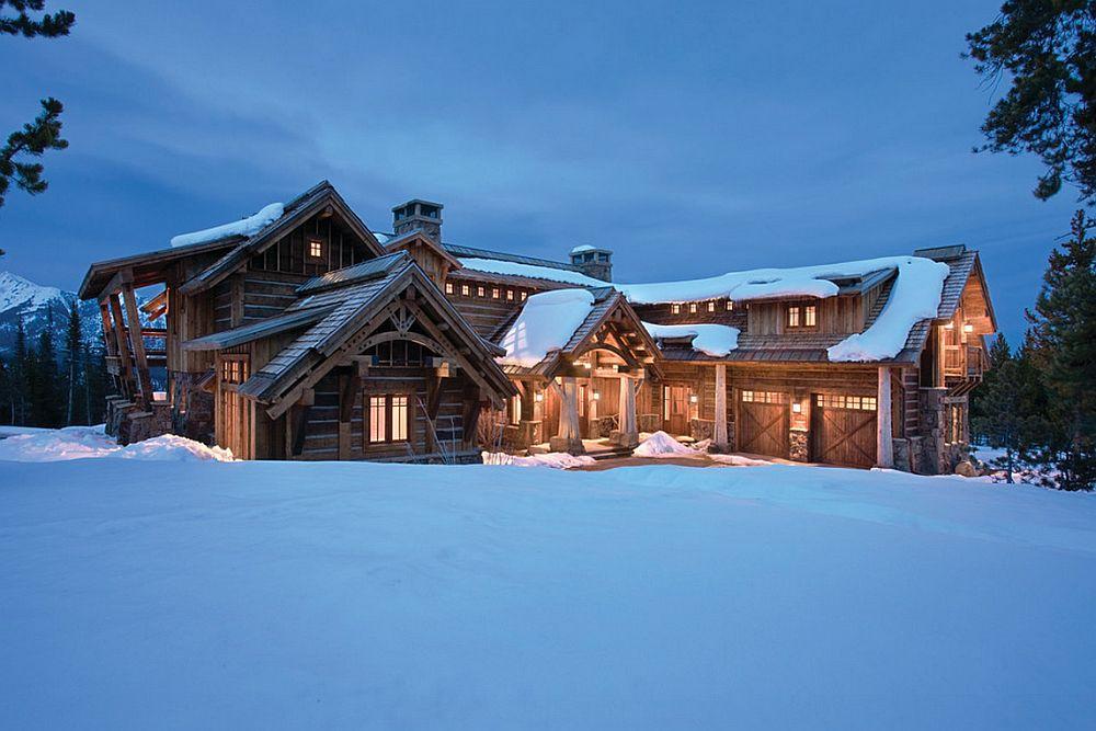 adelaparvu.com about Elk Ridge Lodge, Architects Centre Sky Architecture , Photo Roger Wade  (5)