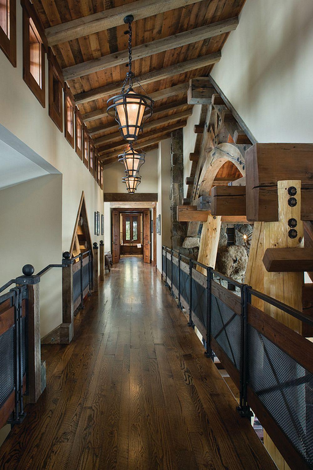 adelaparvu.com about Elk Ridge Lodge, Architects Centre Sky Architecture , Photo Roger Wade  (7)