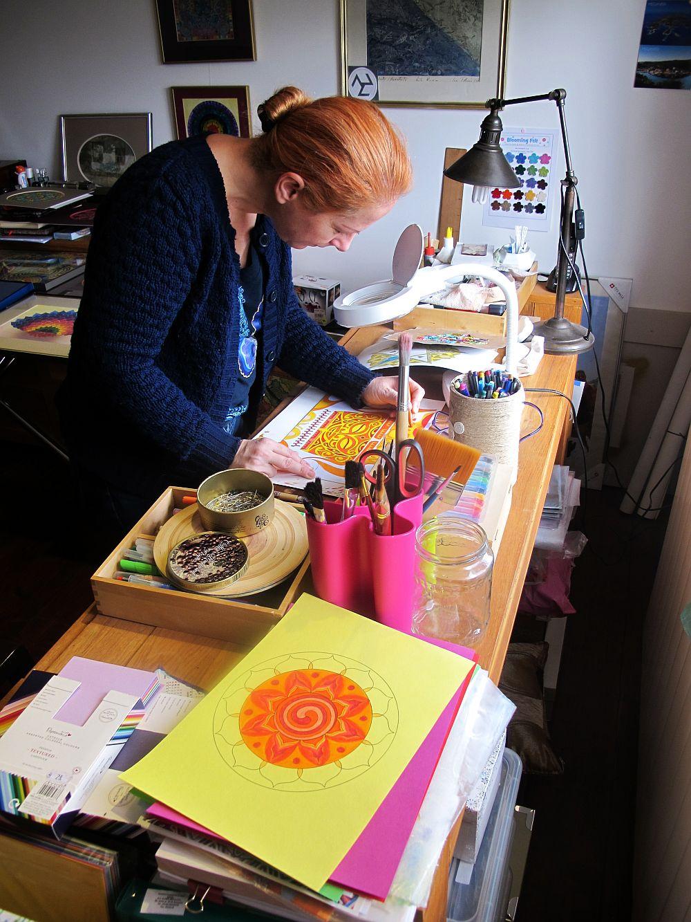 adelaparvu.com about Ioana Dominte artist (19)