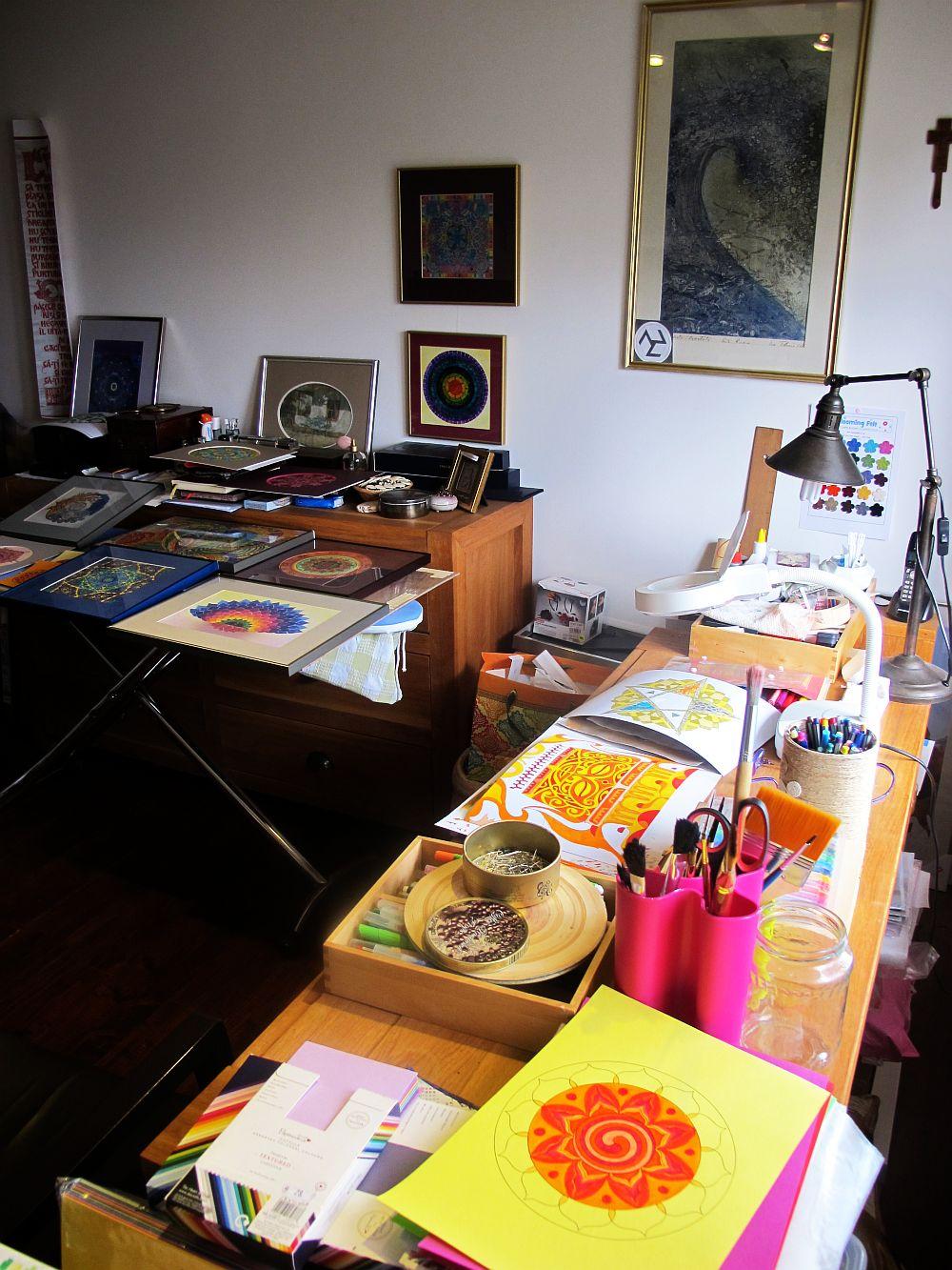 adelaparvu.com about Ioana Dominte artist (9)