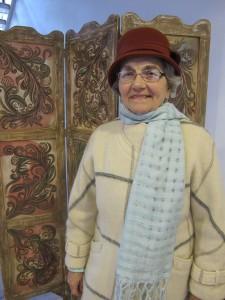 Lăzărica Popescu, meșter popular