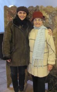 Alaturi de doamna Lăzărica Popescu