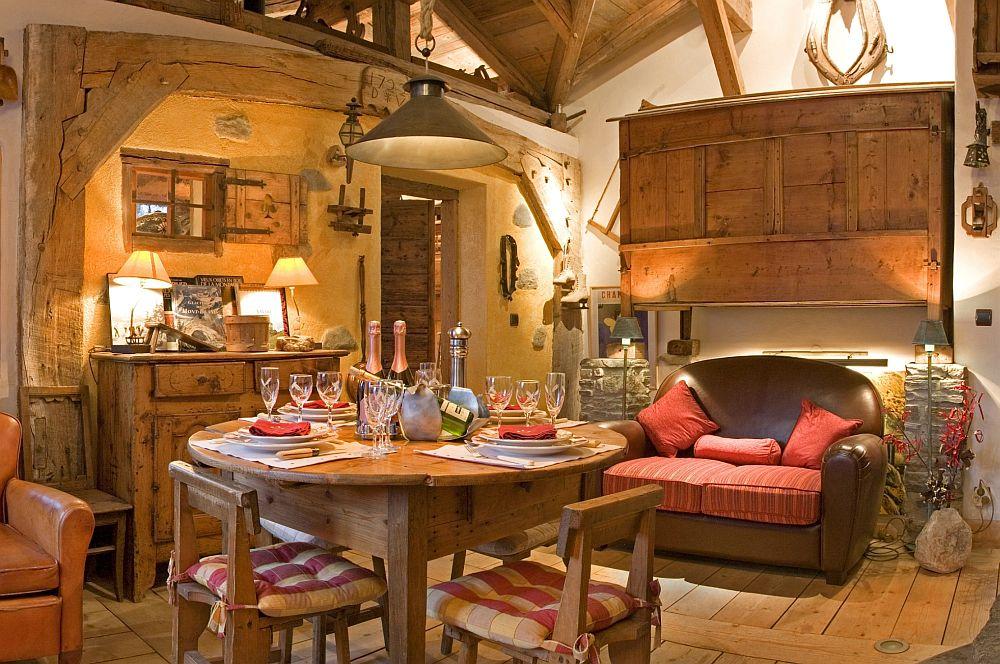adelaparvu.com about Les Chalets de Philippe Chamonix France (7a)