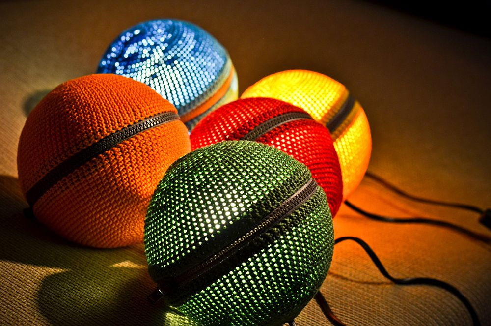 Lampi Cuplo Colors - Dragos Dogaru
