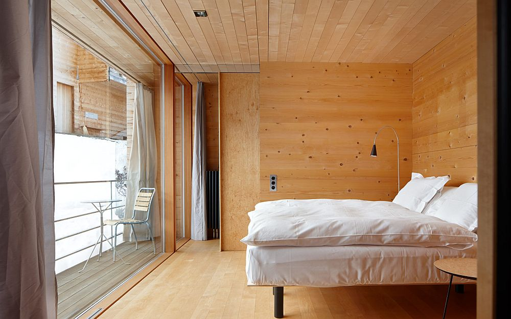adelaparvu.com about Zumthor Vacantion House Swiss, Architect Peter Zumthor, Photo Ralph Feiner (11)