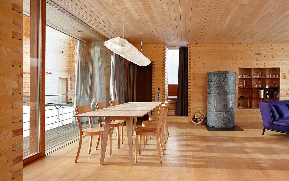adelaparvu.com about Zumthor Vacantion House Swiss, Architect Peter Zumthor, Photo Ralph Feiner (13)