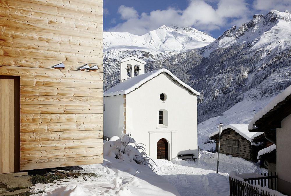 adelaparvu.com about Zumthor Vacantion House Swiss, Architect Peter Zumthor, Photo Ralph Feiner (18)
