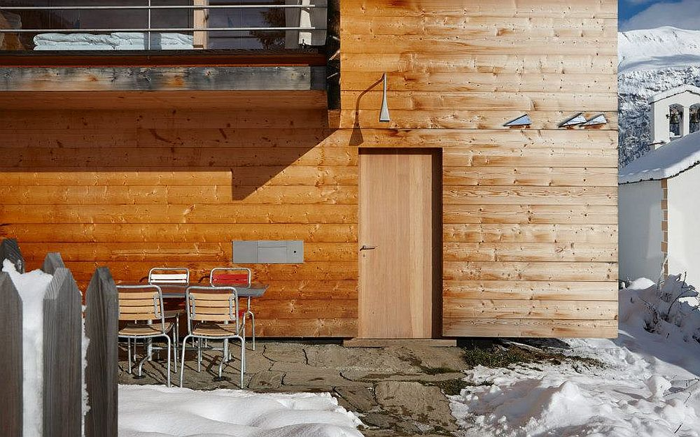 adelaparvu.com about Zumthor Vacantion House Swiss, Architect Peter Zumthor, Photo Ralph Feiner (2)