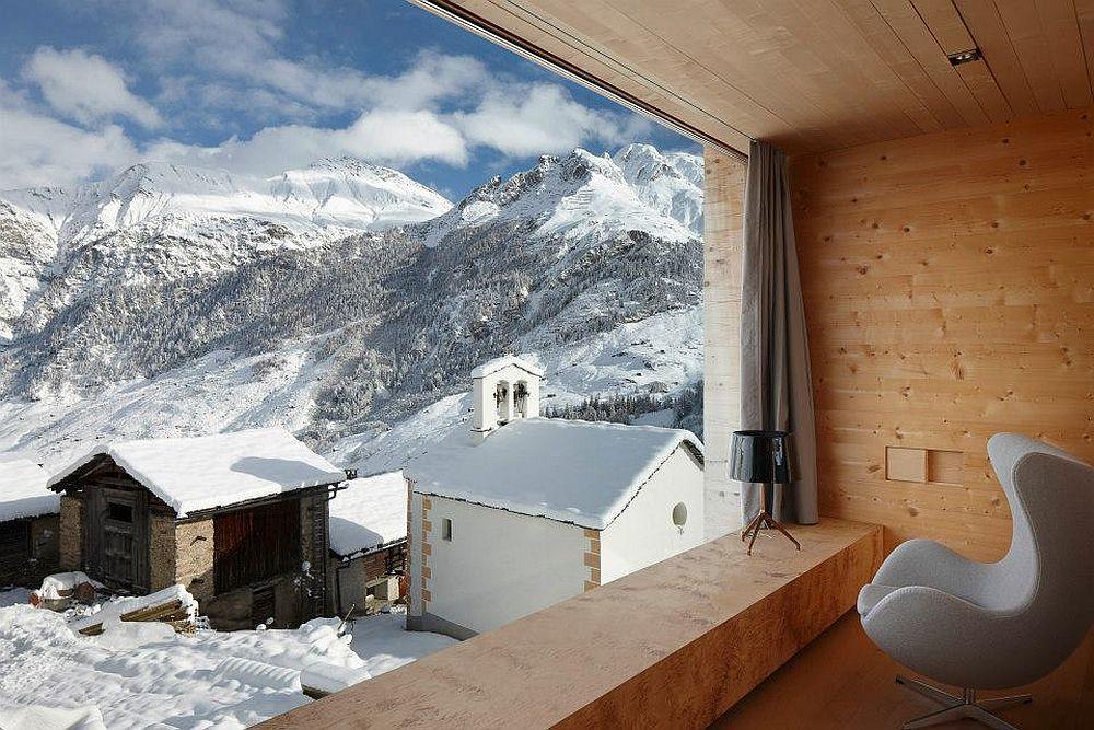 adelaparvu.com about Zumthor Vacantion House Swiss, Architect Peter Zumthor, Photo Ralph Feiner (5)