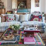 adelaparvu.com about eclectic rustic house in Malaga designer Christine Van Hoecke, Photo Micasarevista (1)
