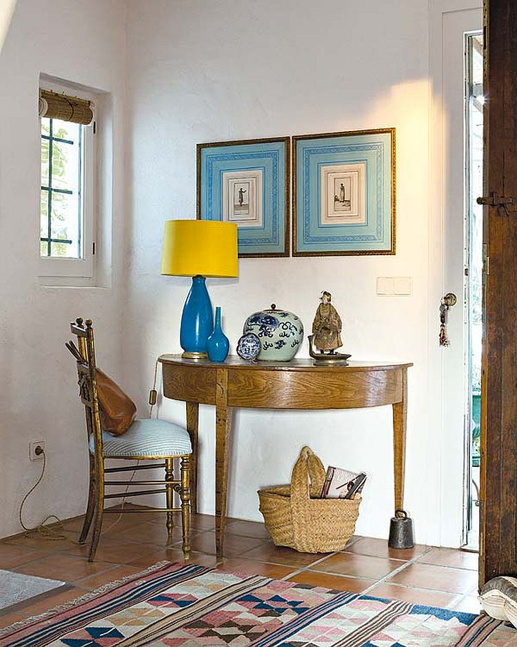 adelaparvu.com about eclectic rustic house in Malaga designer Christine Van Hoecke, Photo Micasarevista (3)