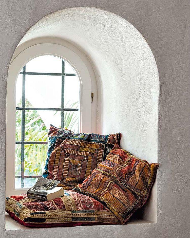 adelaparvu.com about eclectic rustic house in Malaga designer Christine Van Hoecke, Photo Micasarevista (4)