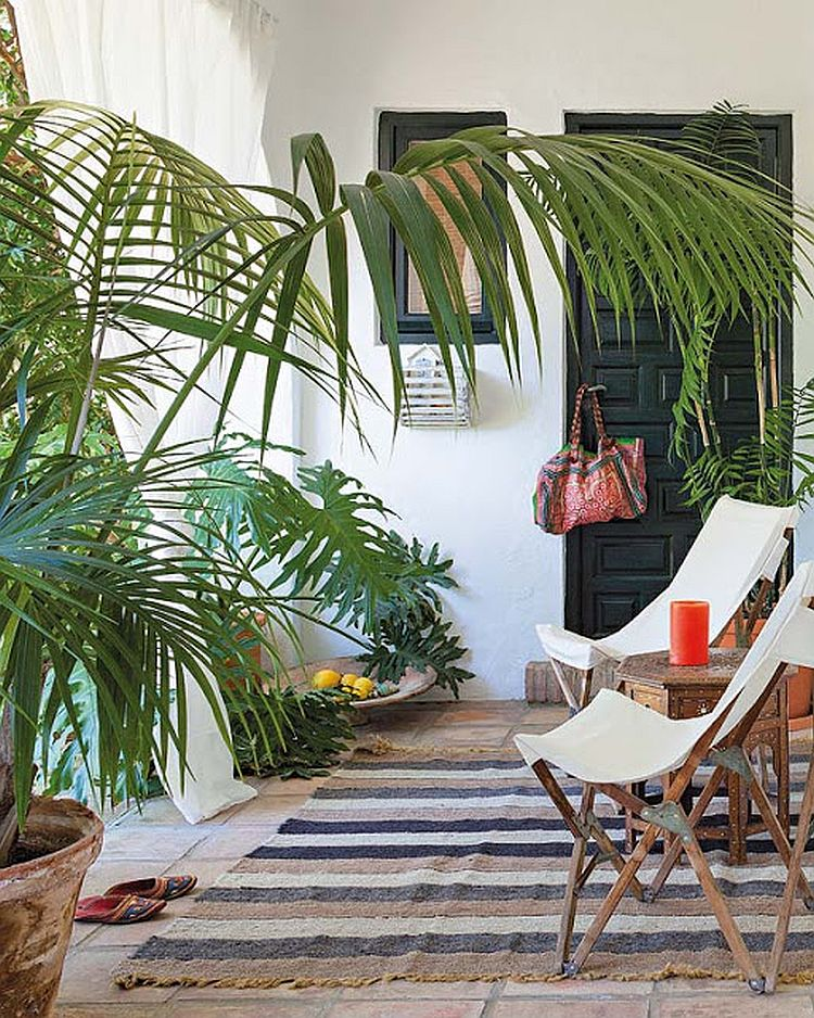 adelaparvu.com about eclectic rustic house in Malaga designer Christine Van Hoecke, Photo Micasarevista (8)