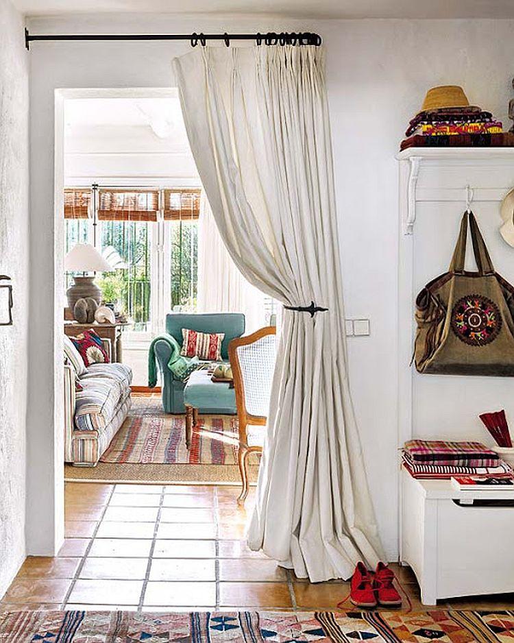 adelaparvu.com about eclectic rustic house in Malaga designer Christine Van Hoecke, Photo Micasarevista (9)