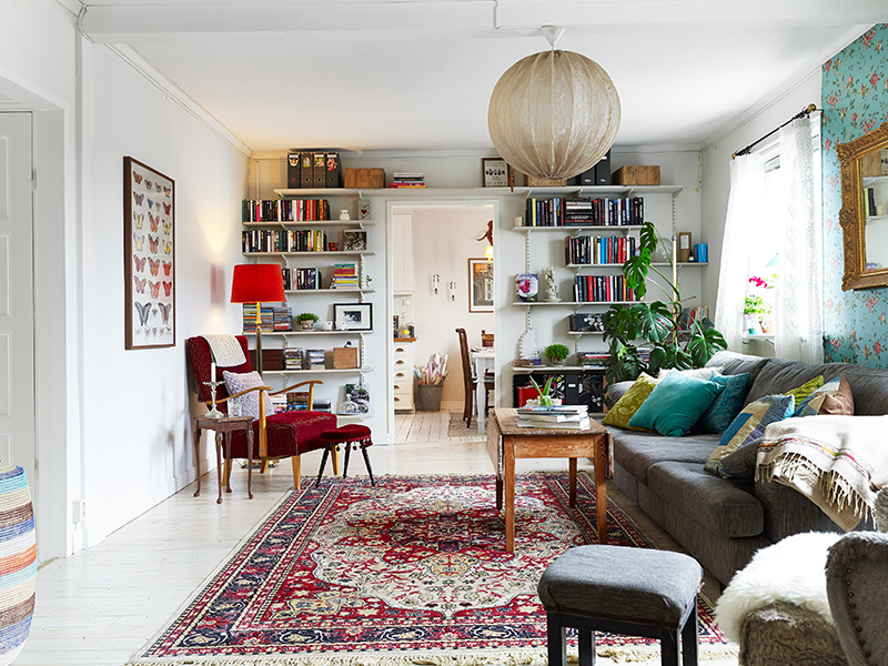 adelaparvu.com about family house in Mölndal Solängen, Sweden, Photo Janne Olander, Stadshem 1 (14)