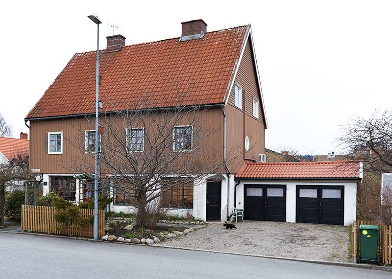 adelaparvu.com about family house in Mölndal Solängen, Sweden, Photo Janne Olander, Stadshem 1 (41)
