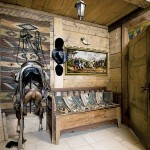 adelaparvu.com about old log house Photo  Marek Szymanski, Weranda Country (5)