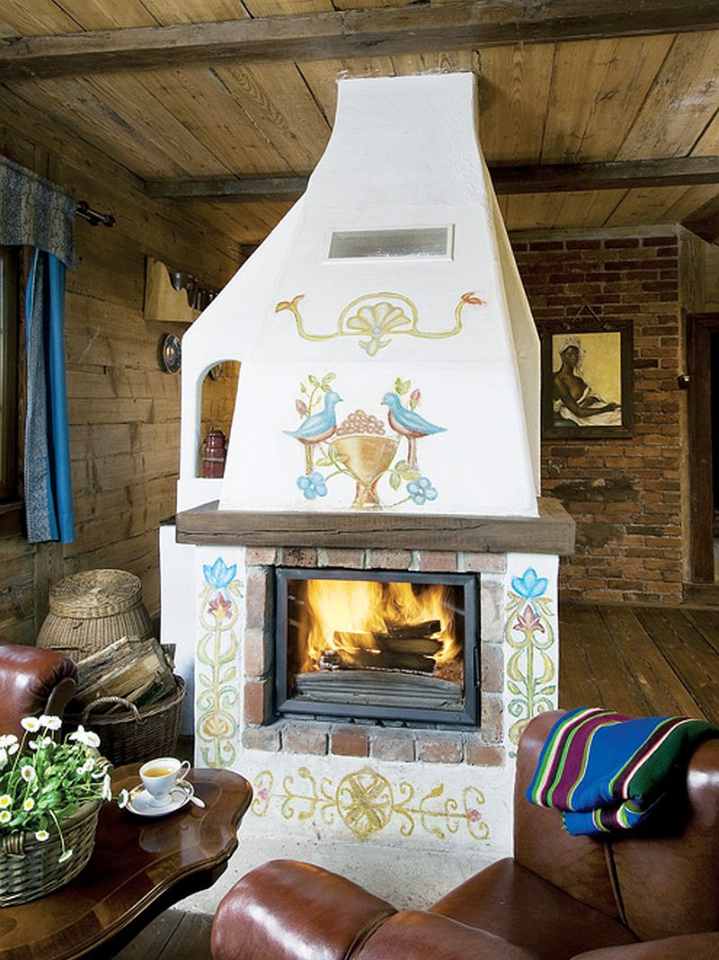 adelaparvu.com about old log house Photo  Marek Szymanski, Weranda Country (8)